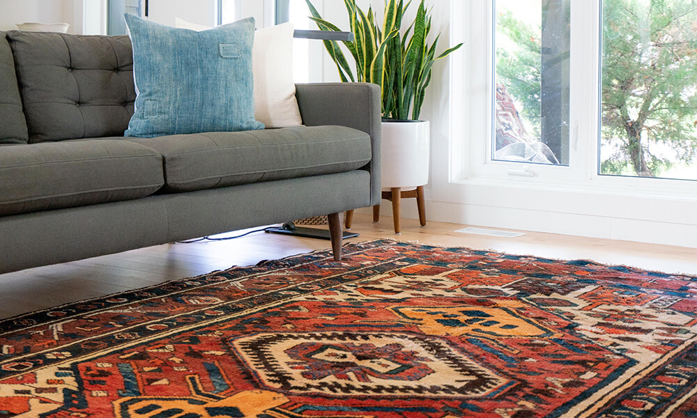 Type Of Carpets That Will Match With Your Living Space