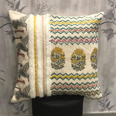 tufting cotton cushion cover