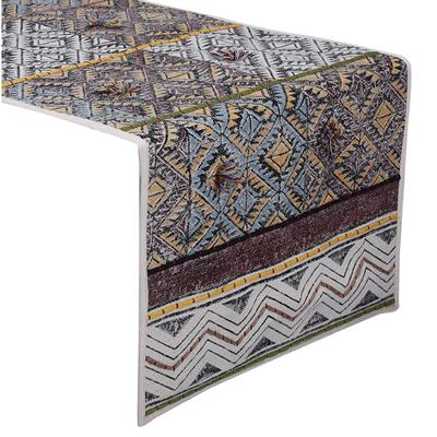 Multipurpose Table Runners with Hand Embroidery