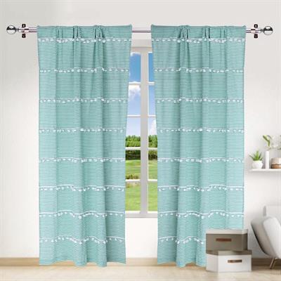 pom pom curtains india