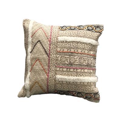 Dhurrie Pillow Cushion Cover