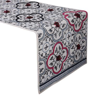 Hand Embroidered Table Runners